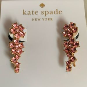 NWT: KATE SPADE EARRINGS.